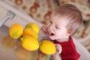 Should Babies Eat Lemons?