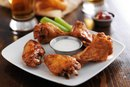 Nutritional Facts for Buffalo Wings