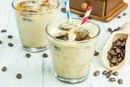 The Calories in a Vanilla Bean Frappuccino