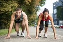Sprinting Workouts to Lose Weight