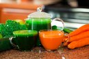 How to Prepare Vegetables for Juicing