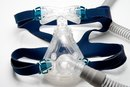 CPAP Mask for Blotchy Skin