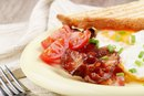 Nutritional Value of Crispy Bacon