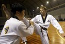 Kung Fu vs. Taekwondo