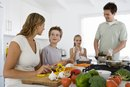 How Much Vegetables Per Day Can I Have on the HCG Diet?
