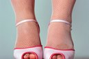 How To Make Heels Look Nice With Fat Ankles