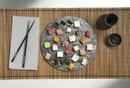 Sashimi and Raw Food Diet