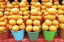 Vegtables & Fruits that Contain Vitamins C & E