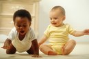 What is the Average Age for a Baby to Sit Up Alone?
