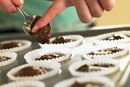 How to Bake Candies Inside Cupcakes