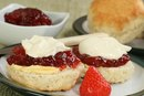 Clotted Cream Nutritional Information