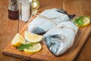 Cooking Dorado Fish on a Convection Oven Grill