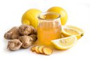 Cough Remedies: Ginger, Honey & Lemon