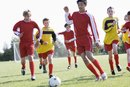 How to Play Right Midfield in Soccer