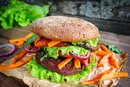 How to Keep a Veggie Burger From Crumbling