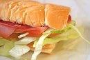 """Jared's """"Subway Sandwich Diet"""""""