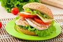 Waffle House Grilled Chicken Sandwich Nutrition Information