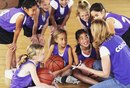 Third Grade Girls Basketball Drills