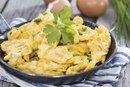 Nutritional Value of Boiled Eggs vs. Scrambled