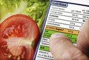 Printable Calorie Lists