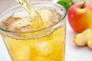 Benefits of Apple Juice & Sparkling Water