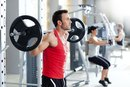 Heart Rate While Lifting Weights for Men
