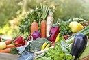 Vitamin B Vegetable List