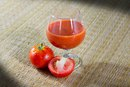 Can Tomato or Vegetable Juice Change a Bowel Movement to Red?