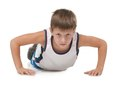 How to Do a Push Up for Kids