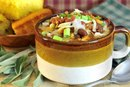 Calories in Turkey Chili With Beans