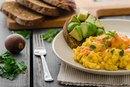 Fat & Protein Content in Scrambled Eggs