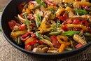 Calories in Moo Shu Vegetable