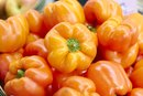 Nutrition of Orange Bell Peppers