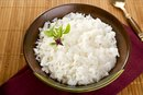 Jasmine & Basmati Rice Nutrition