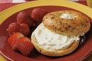 Onion Bagel With Cream Cheese Calories