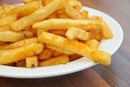 How to Cook French Fries With Bacon Grease