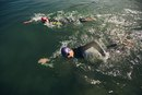 How to Train For a First Triathlon Swim