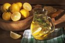 Lemon Nutrition Information