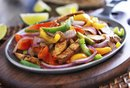 Ideas for Healthy Chicken Fajitas