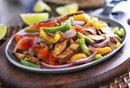 Ideas for Healthy Chicken Fajitas