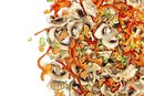 Tips for Cooking with Dehydrated Vegetables