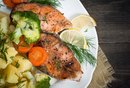 How to Cook a Salmon Steak in the Oven