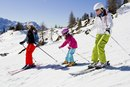 The 5 Muscle Groups Used in Skiing