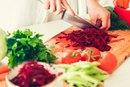 USDA RDA Nutrition List Guidelines
