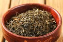 Jasmine Green Tea Nutrition