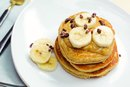 These Peanut Butter Pancakes Have a Whopping 21 Grams of Protein
