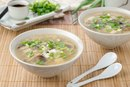 Calories in Egg Flower Soup