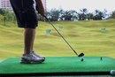 Driving Range Golf Practice Drills