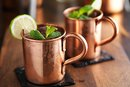 Your Moscow Mule Mugs Could Make You Sick