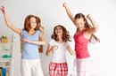 Home Exercises for Teen Girls